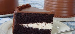 La mejor tarta tres chocolates